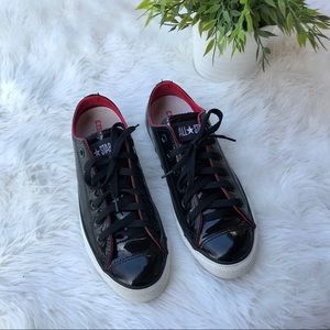 Leather Converse Chuck Taylor All Star Low Tops